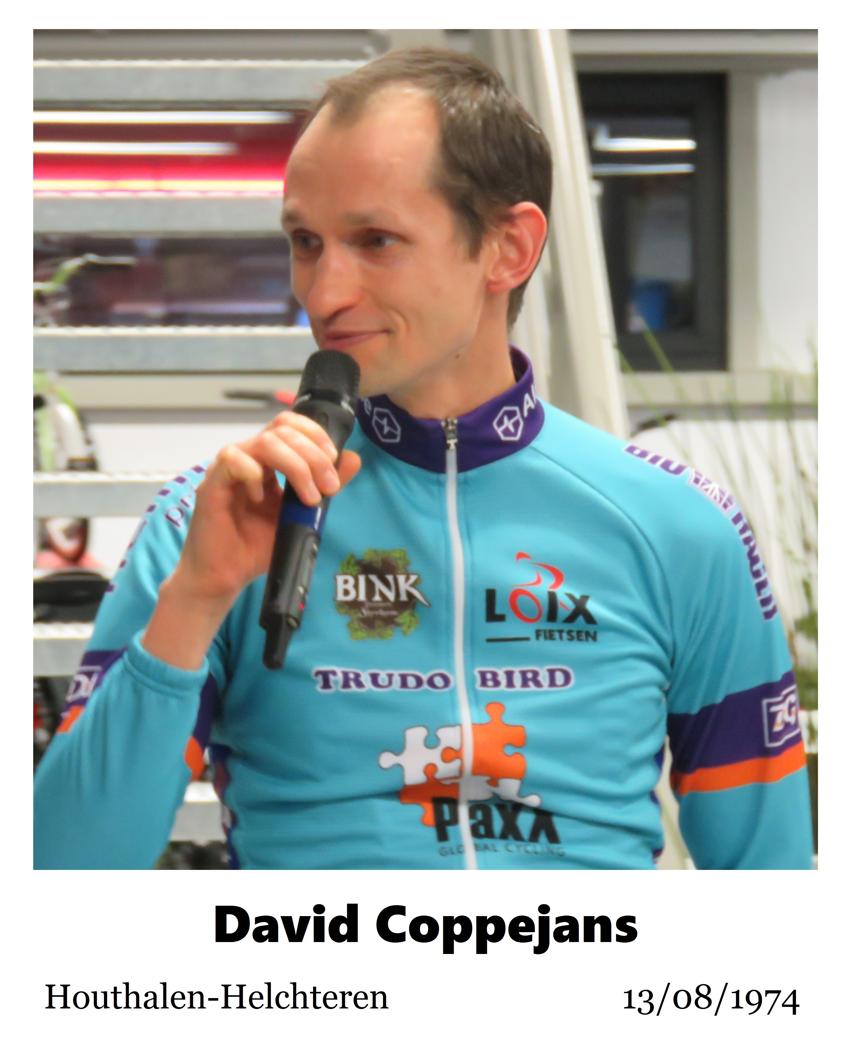 David Coppejans